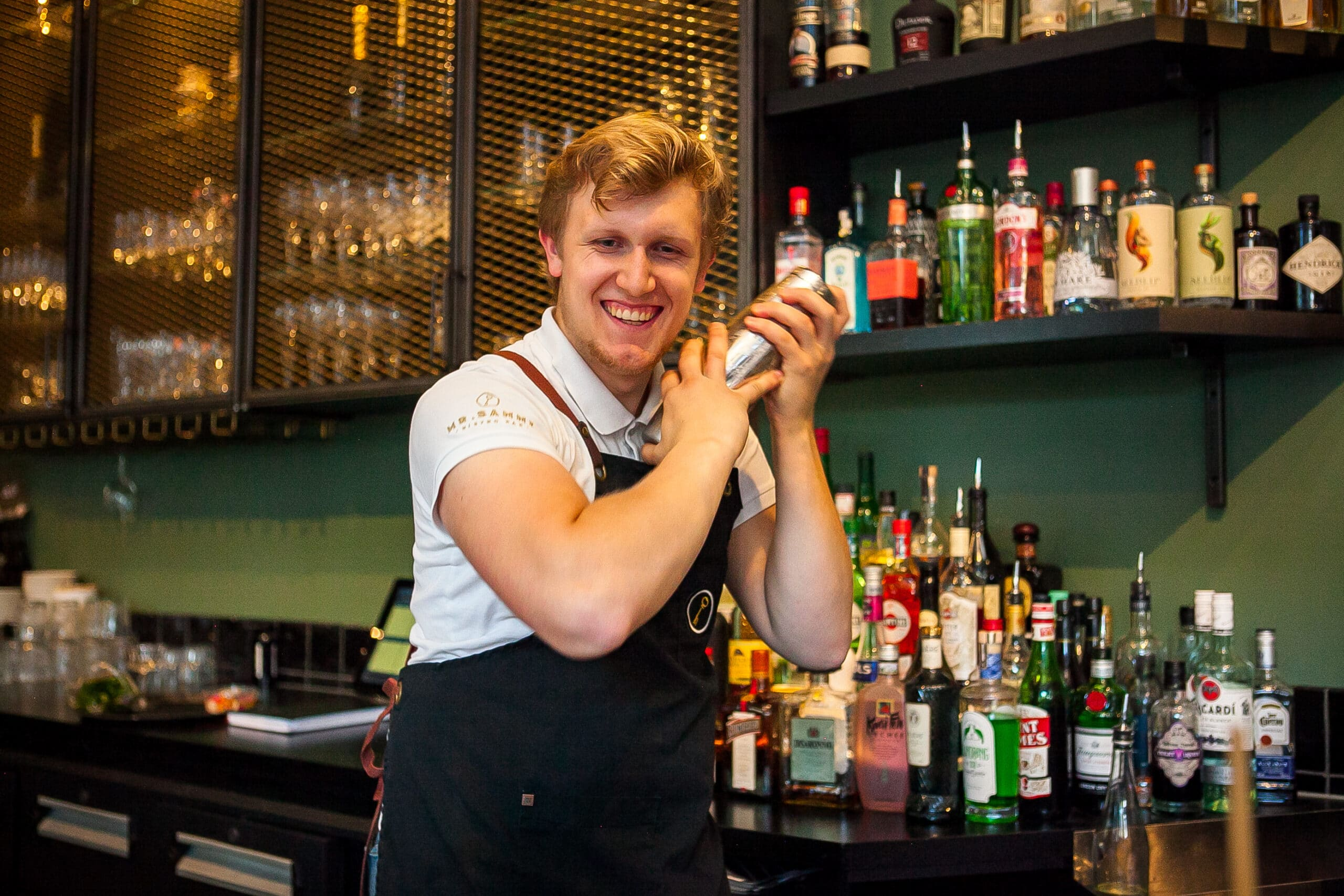 Cocktailbar Mr. Sammi Roermond | cocktailshaker